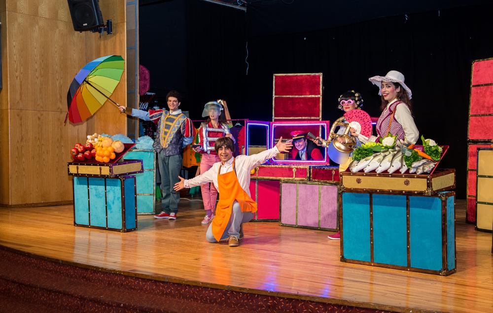 support children's theatre - 1000×634