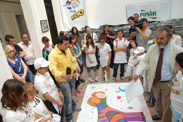 Pınar Painting Contest 2009