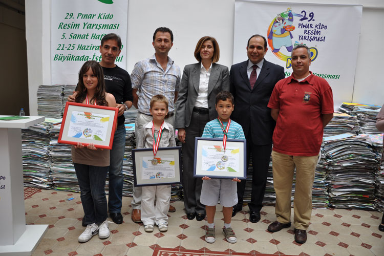 Pınar Painting Contest 2010