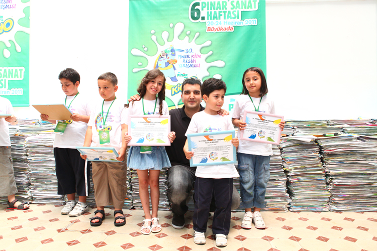 Pınar Painting Contest 2011