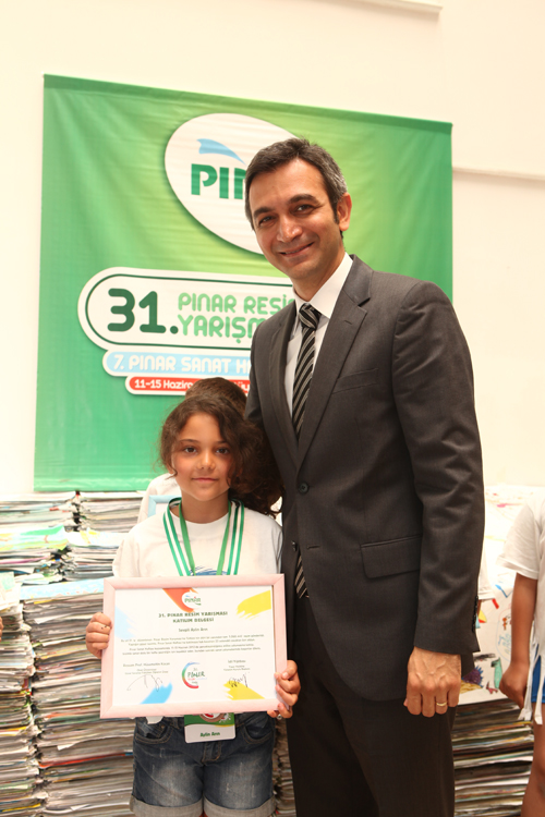 Pınar Painting Contest 2012