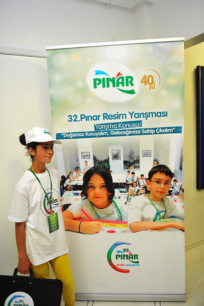 Pınar Painting Contest 2013