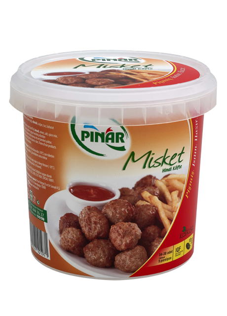 Pınar Misket Meatball